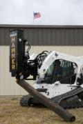Where to rent DROP POST DRIVER, SKID STEER ATTACH in Sedalia  MO